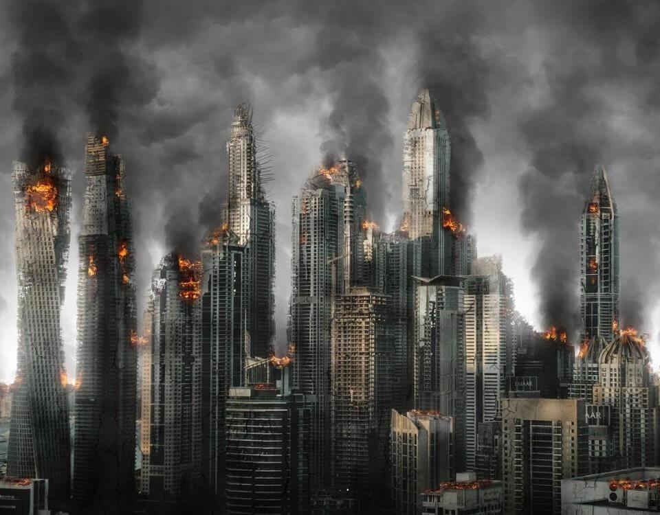 roman post apocalyptique