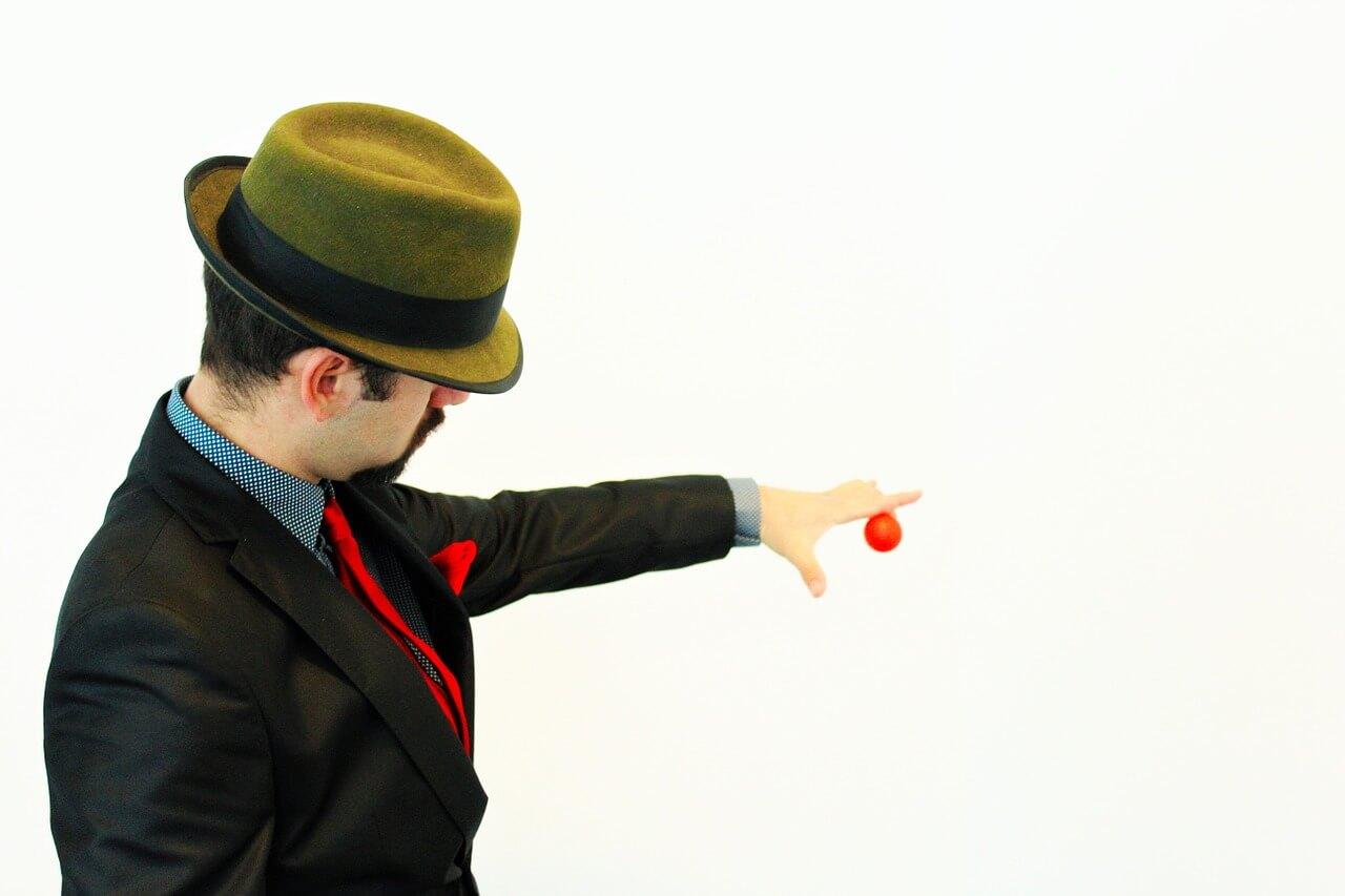Magicien en entreprise