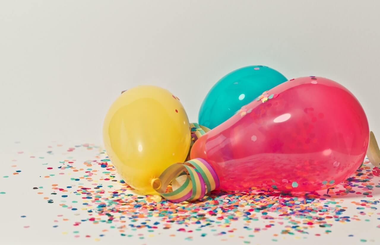 Idées pour souhaiter un anniversaire à un proche