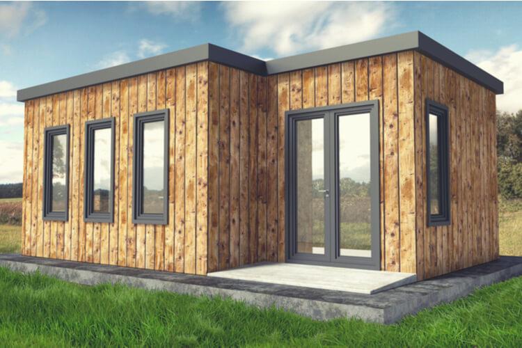 L'extension d'une maison en autoconstruction