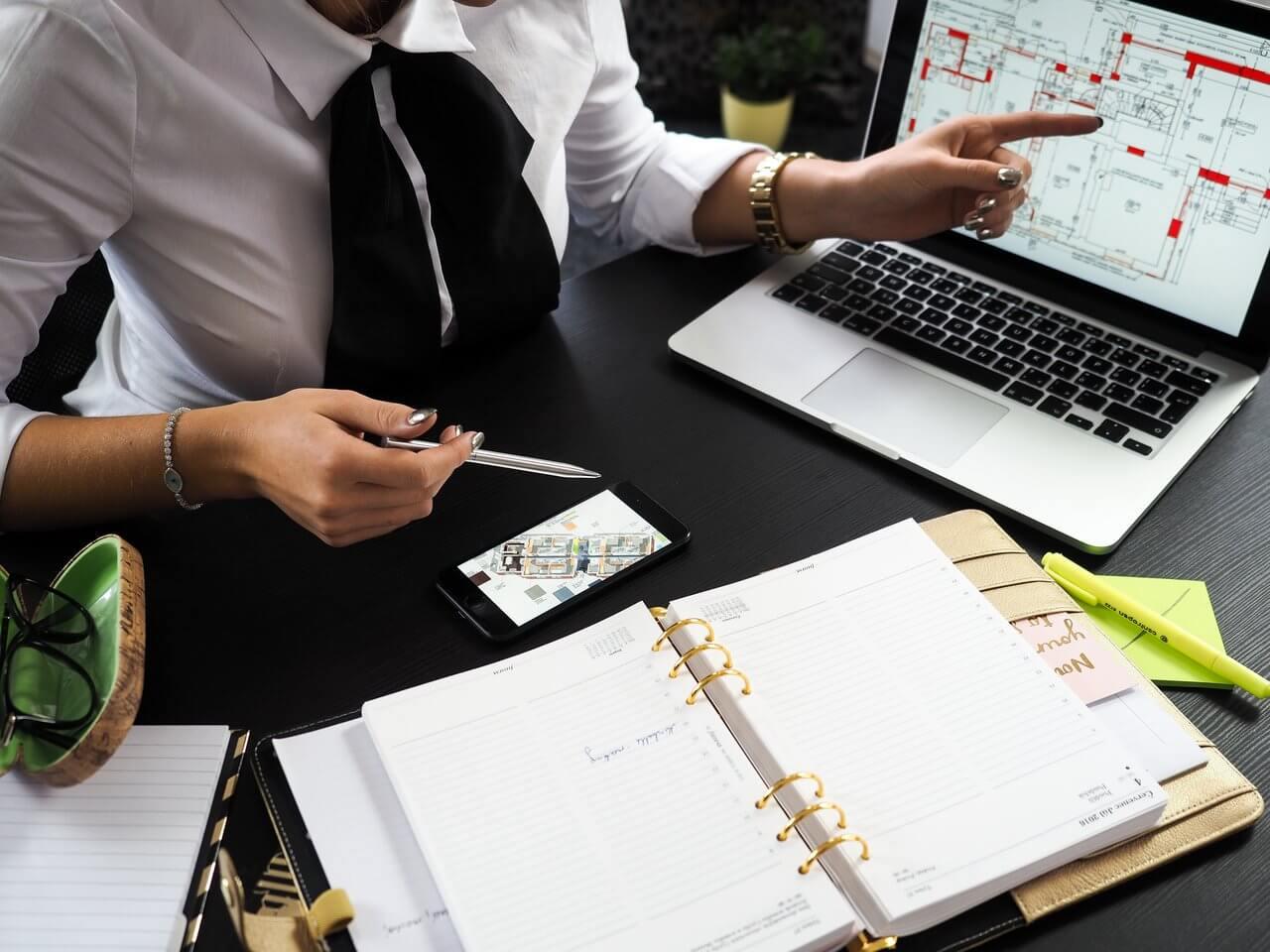 Le pourcentage de commission d'un agent commercial immobilier