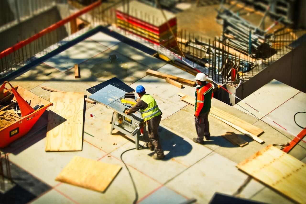 3 moyens efficaces d'améliorer la sécurité dans le secteur de la construction