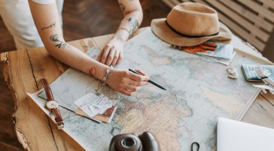 Avantages à demander son visa en ligne